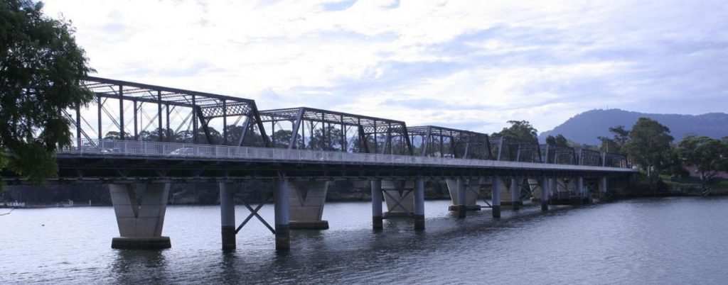 Shoalhaven Bridge from the North East corner- Shoalcoast Community Legal Centre