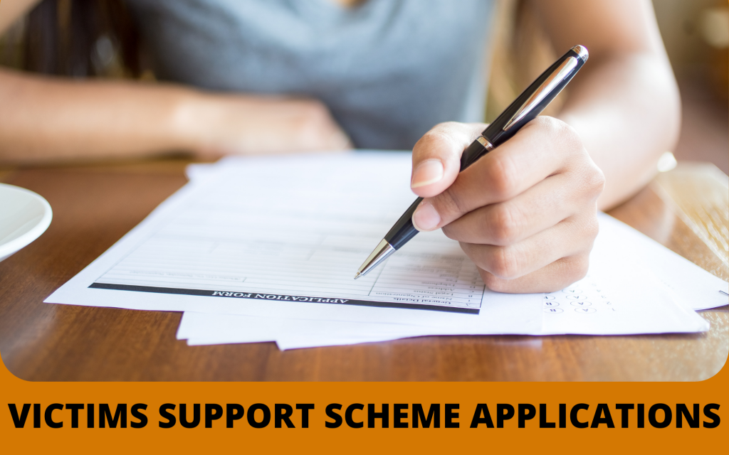 Victims Support Scheme Applications